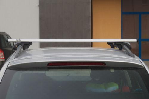 Relingträger Aluminium Dachträger für Hyundai i20 2 II GB Active ab 15