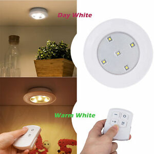 Wireless Led Battery Powered Under Cabinet Cupboard Stair