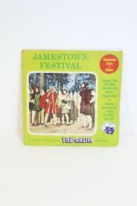 Jamestown Festival View-Master Reels