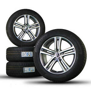 Mercedes-20-inch-rims-GLE-V167-W167-aluminum-rims-winter-tires-winter-wheels-NEW