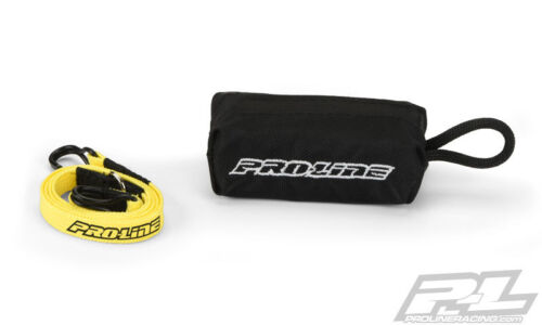 Pro-Line 1//10 Scale Recovery Tow Strap with Duffel Bag for RC Crawlers 6314-00