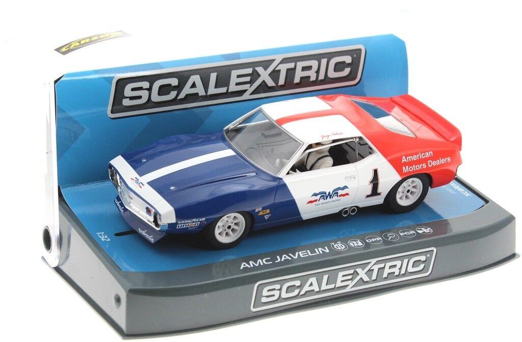 Scalextric 3875 AMC Javelin TransAm  1 HD      Genial  2ca5ae