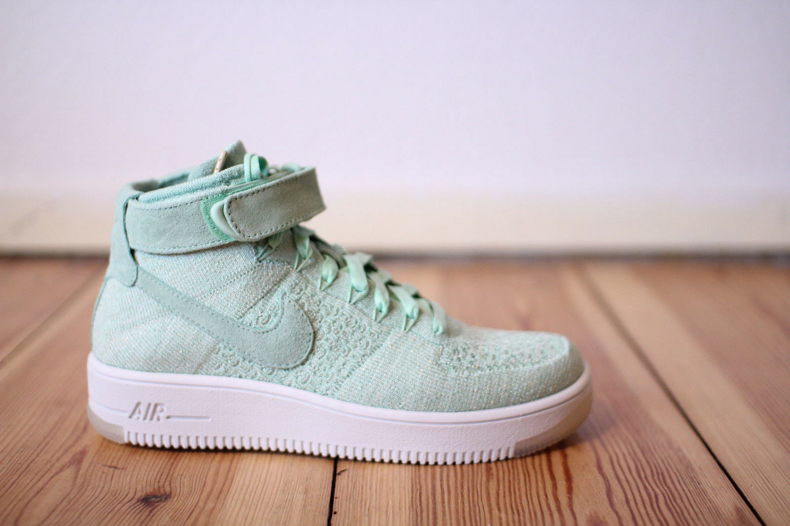 Nike Air Force 1 ultra flyknit flyknit flyknit mid wmns Mint verde talla 37,38,39,40 nuevo & OVP  a precios asequibles