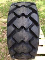 Galaxy Hulk L5 12-16.5 Skid Steer Tire For Bobcat & More- 12x16.5 Heavy Duty