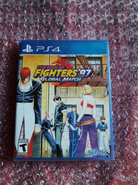 King Of Fighters 97 Global Match Ps4 New Playstation 4 L40 For