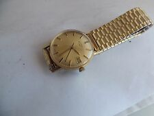 a vintage stainless steel cased gents rotary watch