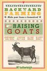 Backyard Farming: Raising Goats by Kim Pezza (Paperback, 2013)