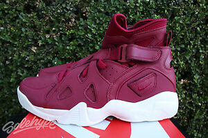 NIKE AIR UNLIMITED NOBLE RED SAIL WHITE NIKELAB 854318 661 SZ 9.5