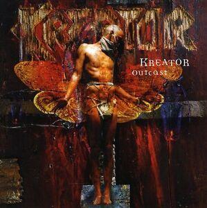 Kreator-Outcast-New-CD-Germany-Import