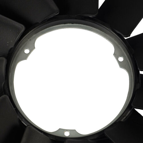 Engine Cooling Fan Blade and Fan Clutch for BMW 530i 540i 740i 740iL 840Ci 850Ci