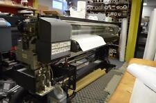 Hp Designjet 9000s Air Purification System C6087z Large Format Printer