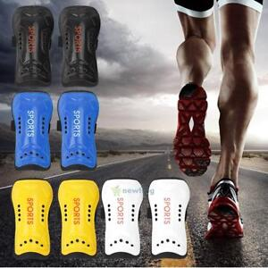 Ultra-Light-Soft-Football-Shin-Pads-Soccer-Guards-Sports-Leg-Protector-Kid-Child