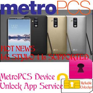Metro device unlock bypass