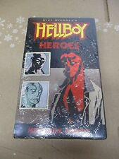 HELLBOY HEROES MINIATURES FIGURES PEWTER BRAND NEW SEALED FAST/FREE SHIPPING