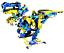 1 Energia Solare dinosauro robot L/'origine all/'ingrosso 71510-12-in