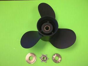 13.25 x 17 Propeller For Mercury Mariner 40-50-60-70-80-75-90-100-115-140hp Prop