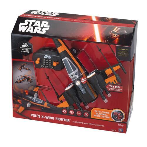 mit Fernsteueru Wing MTW Toys 3108200 Star Wars Episode VII RC U Command X