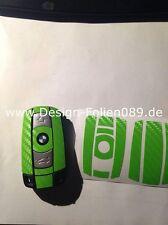 CARBON Green Key Film BMW 1 Series 3 5 X 3 X5 X6 E60 E70 E90 E91 E92 E93