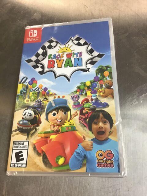Race With Ryan (Nintendo Switch, 2019)