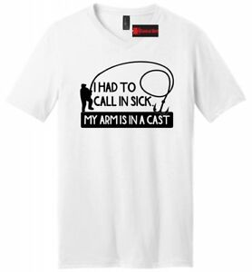Arm in a Cast Mens T Shirt