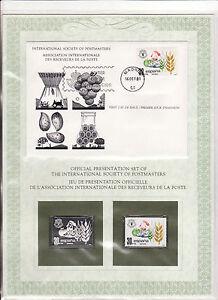 enveloppe-timbre-neuf-et-argent-association-receveurs-de-la-poste-Espagne