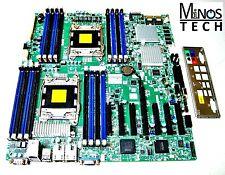 SuperMicro X9DRH-7F-DE05B Server Motherboard Dual LGA 2011 IO SAS2 LSI 2208 IPMI