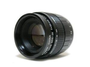 FUJIAN-35mm-F1-7-CCTV-Cine-C-Lens-for-Micro-M4-3-NEX-EOS-Nikon-AI-N1-EOS-M-FX-PQ