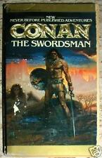 CONAN THE SWORDSMAN ~  L SPRAGUE DE CAMP & LIN CARTER COVER DARRELL GREEN PB