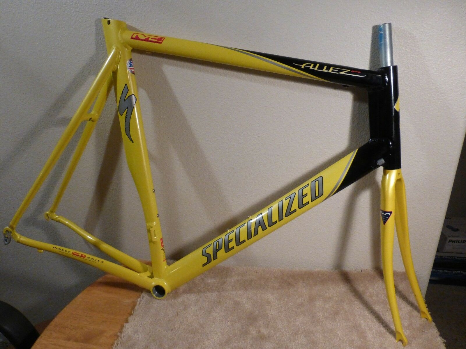 Vintage early 2000's - Specialized  Allez Pro   Frame Set -  NOS   support wholesale retail