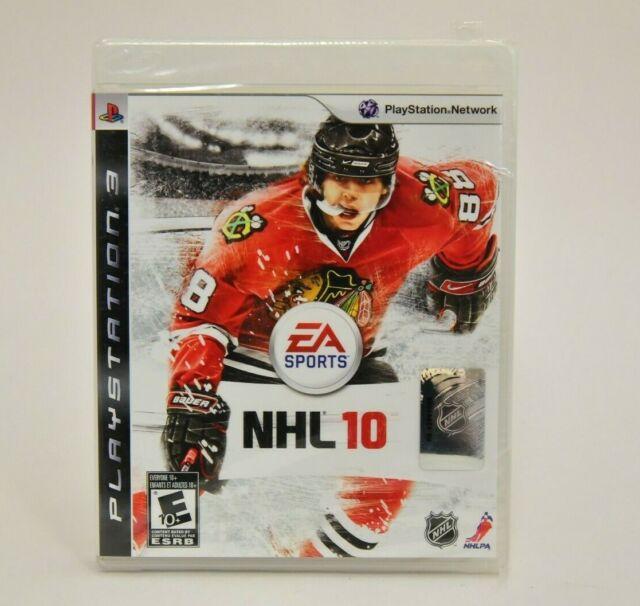NHL 10 PS3 NEW