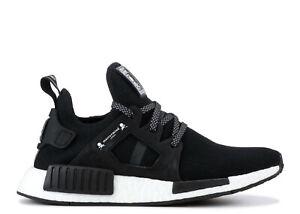 Adidas NMD XR1 Mastermind Black White