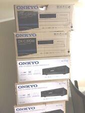Original Onkyo 6-Disc CD Player DX-C390(B) Black  Free shipping
