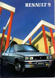 Catalogue Publicitaire Gamme Renault Gamme 1990 Vive Le Sport R5 Gt Turbo Alpine