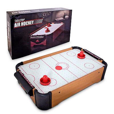 Mini Air Hockey Gioco Da Tavolo, Giocattolo (l*w*h) 56x30,5x10cm Qualità Eccellente