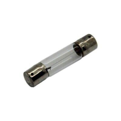 4x Lamp-202 Leuchtmittel Axial 6,3vdc 250ma Ø 6,3mm L 31mm