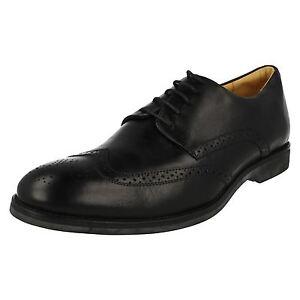 Anatomic & Co MORUMBI 494937 Mens Black Lace-up Shoe (LR) (Kett)