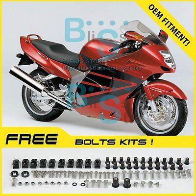 Fairings Bodywork Bolts Screws Set For Honda CBR1100XX 1997-2003 01 J3