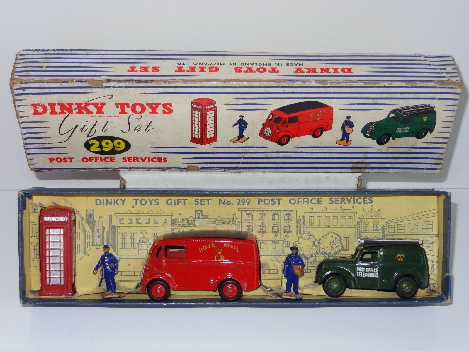 Dinky Giftset GS 299 POST OFFICE SERVICES
