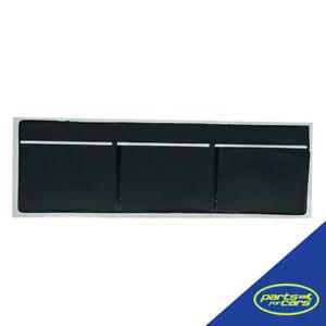Triple-Pocket-Tax-Insurance-NCT-Disk-Holder-Windscreen-Black