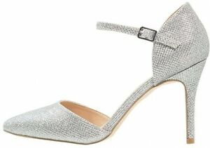 WOMENS NEW LOOK SIZE UK 9 42 SILVER
