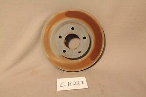 FRONT-DISC-BRAKE-ROTOR-NEW-OEM-MOPAR-05105514AA-CH211