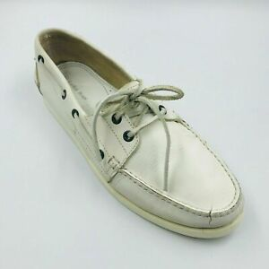 zara man moccasin loafers mens size 9 us 42 eur white