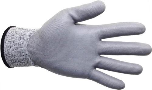 4Works HPPE Gloves w// Polyurethane Palms 1 Dozen