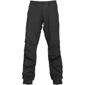 BURTON-Men-039-s-BALLAST-Gore-Tex-SNOW-PANTS-True-Black-Small-NWT-LAST-ONE-LEFT