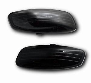 CITROEN-DS3-Cristal-Negro-Indicadores-Repetidor-De-Luz-Lateral