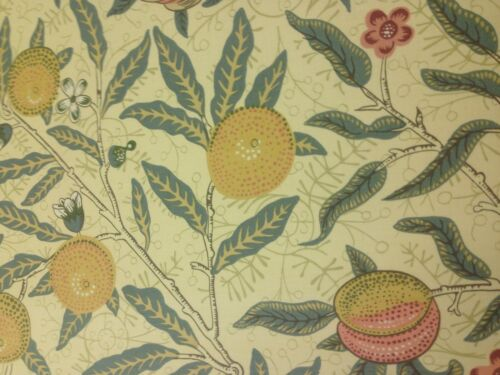 William morris tissu majeur fruits par mètre parfait stock-pas secondes