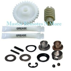 LiftMaster-Garage-Door-Opener-Comp-Worm-Gear-Kit-Part-41A5021