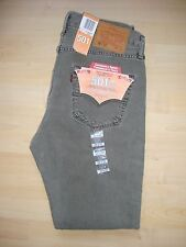 Levis 501 CT Men's Black Grey Jeans W30 L32 BNWT RRP £95