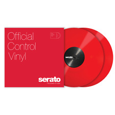 Serato Performance Series Control Vinyl 2lp - Red Pair