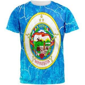 Minnesota-Vintage-Distressed-State-Flag-All-Over-Mens-T-Shirt